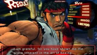 Super Street Fighter 4 (All Character Victory Poses Part 1 of 2)