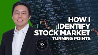 How I Identify Stock Market Turning Points by Adam Khoo
