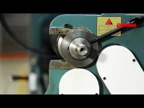 Tříválcové elektromechanické asymetrické zakružovačky MRB-S