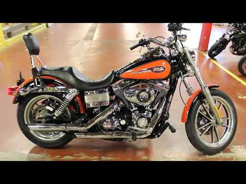 2008 Harley-Davidson Dyna® Low Rider® in New London, Connecticut - Video 1