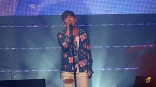 20170728 2017 Lee Min Woo Fan Party Summer Tonight - Kiss It Away