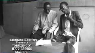 Oruzingo by Geoffrey Baingana official music video (donot re-upload)