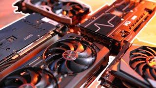 AMD vs NVIDIA - Budget GPU battle!