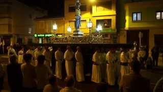 preview picture of video '03-Procesión Viernes Santo Oliva 2015'