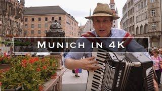 Bevarian experience, Munich