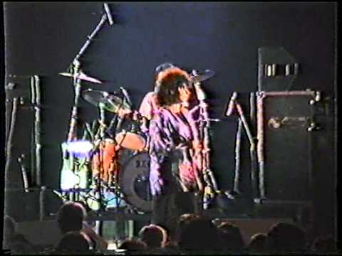 Inkpot 1986 live with Mariska and Robbie Shocking Blue