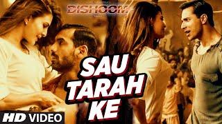 Sau Tarah Ke - Video Song Video - Dishoom