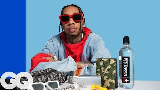 10 Things Tyga Can't Live Without | GQ