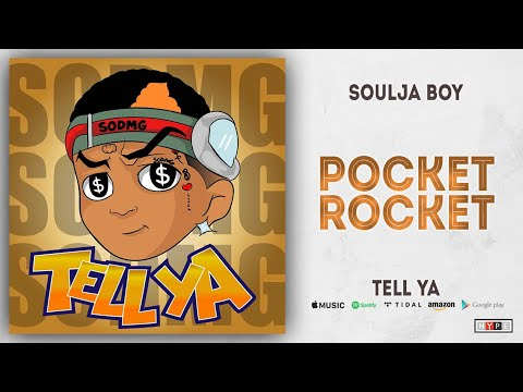 "Soulja Boy – ""Pocket Rocket"""