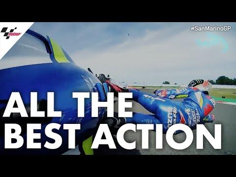 MotoGP 第13戦サンマリノGPハイライト動画