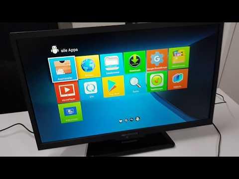 Live-Broadcast CamperTobi - Alphatronics Smart TV - SL 22 DSB-I
