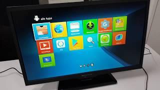 Alphatronics Smart TV | SL 22 DSB-I | Eine Kurzvorstellung. | Streaming auf dem TV! | #campertobi