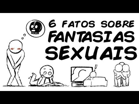 6 FATOS SOBRE FANTASIAS SEXUAIS