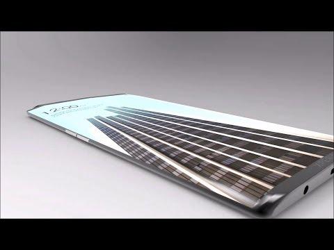 Sony Xperia con display curvo, ecco come potrebbe apparire