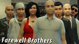Sims 4 - Two Brothers - Farewell!