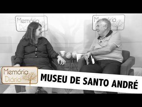 Que tal vivenciar a história do Museu de Santo André
