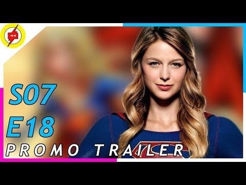 SUPERGIRL S04E18 | Official Promo Trailer | Crime and Punishment | Melissa Benoist Series