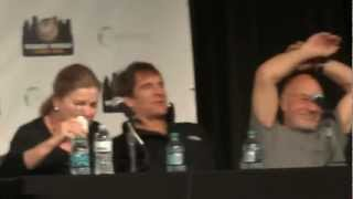 Star Trek 5 Five Captains Philadelphia Comic Con Panel 2012 Part 1