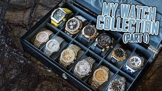 My Watch Collection (PART 1)