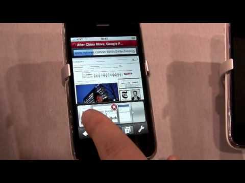 0 Video: Opera mini Browser fürs iPhone eingereicht Apple Software Technology