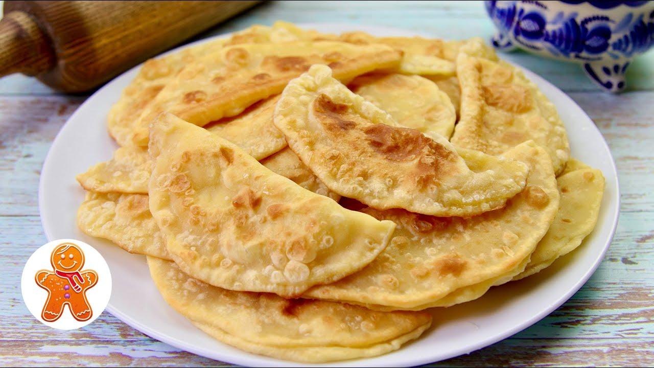 Пирожки Для зятя Без духовки из простых продуктов Карельские пряженцы