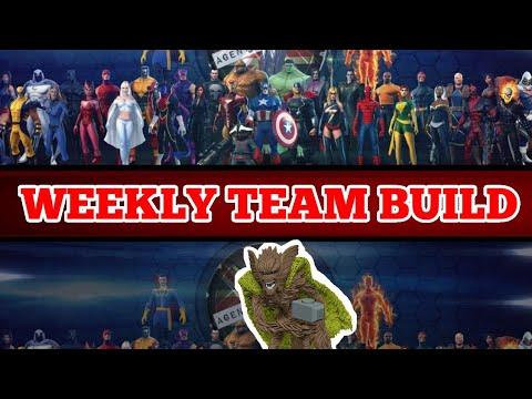 Heroclix Weekly Team Build #5