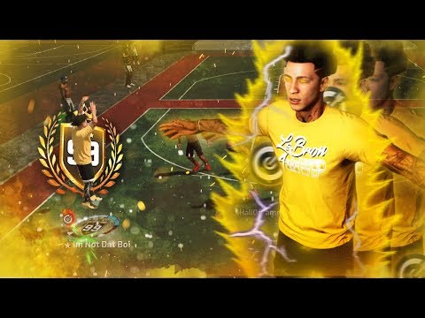 I HIT 99 OVERALL on my PURE STRETCH FOUR in NBA2K19 - 99 OVERALL REACTION