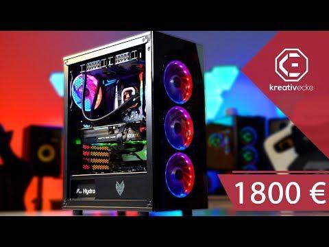1800 EURO GAMING PC 2019 - ein ECHTES MONSTER mit gutem Preis/ Leistungs-Verhältnis!