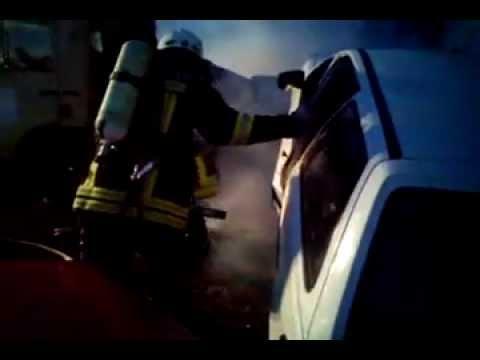 Feuerwehrübung der Feuerwehr Langenhagen bei öz Part 1