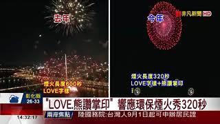 【非凡新聞】七夕打卡點! 大稻埕煙火+15組歌手演唱