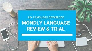 Mondly Tutorial - شرح تطبيق موندلي - Самые лучшие видео
