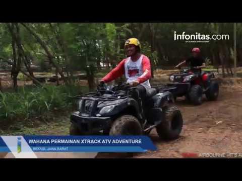 Wahana Permainan XTrack ATV Adventure di Bekasi