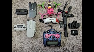 The FPV Drone (After 3 Month No Fly)