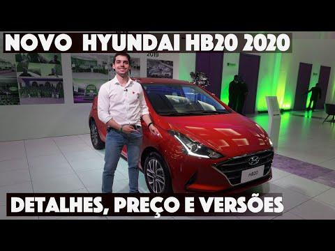 NOVO HYUNDAI HB20 2020 - Detalhes da NOVA GERAÇÃO em PRIMEIRA MÃO! | Top Speed