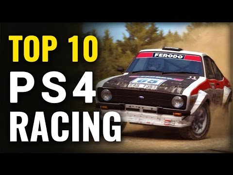 Top 10 Best PlayStation 4 Racing Games | PS4 Racing