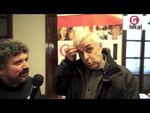 Davide Van de Sfroos a GlocalNews