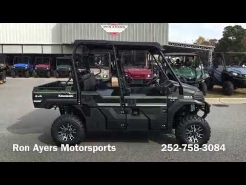 2018 Kawasaki Mule PRO-FXT EPS LE in Greenville, North Carolina - Video 1