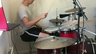 Blossoms Your Girlfriend Drum Cover