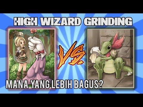 HIGH WIZARD GRINDING STING VS ANOLIAN - Ragnarok M Eternal Love