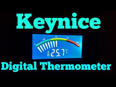 Keynice digital thermometer