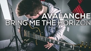 Avalanche   Bring Me The Horizon   Cole Rolland (Guitar Cover)