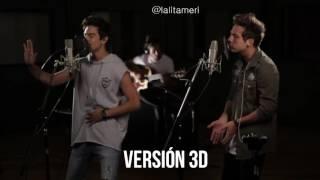 [3D AUDIO] Despacito - Agustin Bernasconi y Maxi Espindola