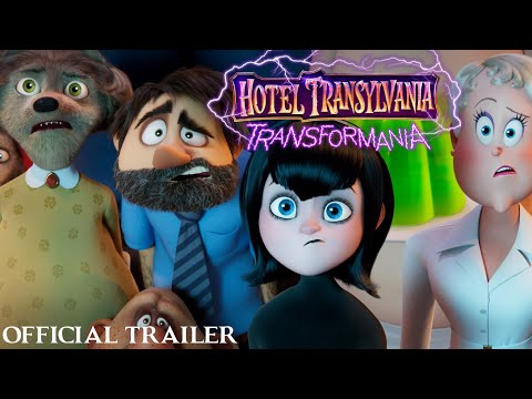 Hotel Transylvania: Transformania (2021) Official Trailer 2