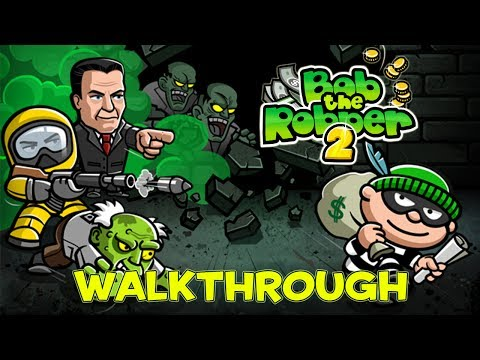 Bob the Robber 2 Walkthrough Thumbnail
