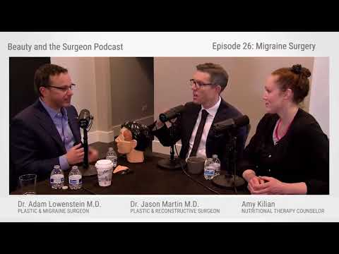 The amazing success of migraine surgery