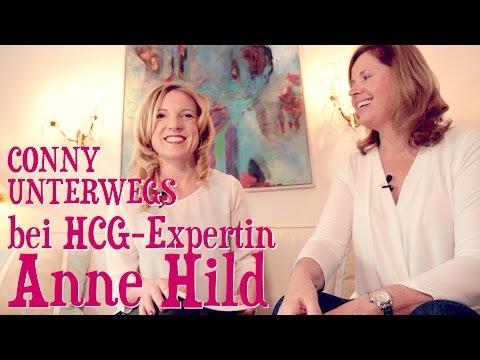 """Anne Hild im Interview - die Autorin von """"Die HCG-Diät"""" verrät ihre persönlichen Tipps"""