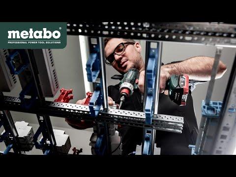 Metabo Set PowerMaxx BS 12 accu schroefboormachine