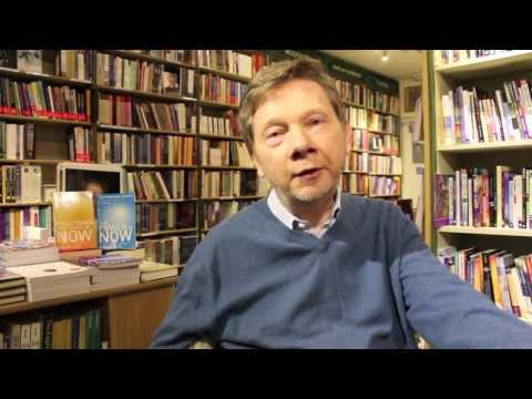 Eckhart Tolle on Being Present and Dealing with Unhappiness