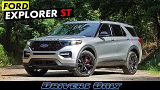 2020 Ford Explorer ST - Endless Fun In This Midsize SUV