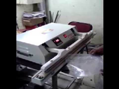 Impulse Auto Sealing Machine